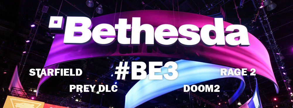 Что ждете от Bethesda на E3 2018?