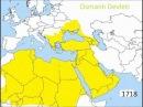 Osmanlı gerçek sınırları hareketli harita ve sahte ingiliz harialarına benzemez