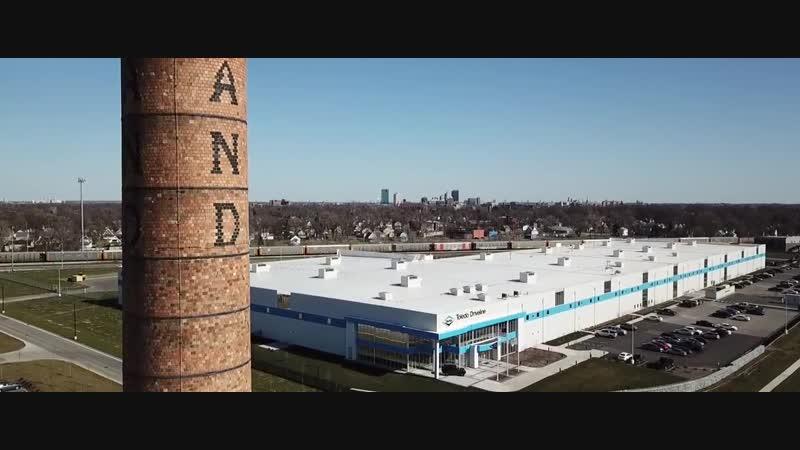Case Study- Dana Incorporated Driveline Toledo Plant