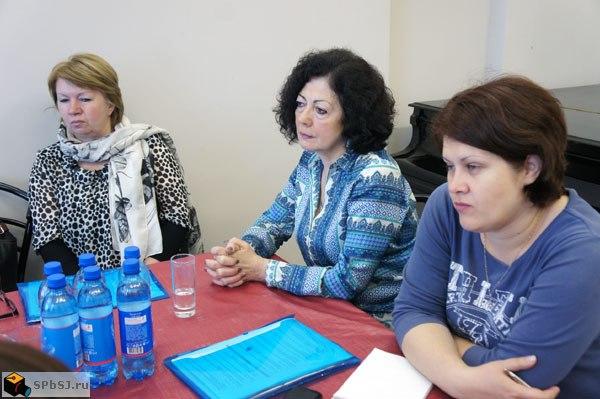 Надежда Рассахатская, Татьяна Артемова, Ольга Горбунова