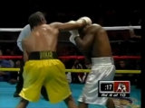 2006-02-24 Glen Johnson vs Richard Hall (vacant IBA Light Heavyweight Title)