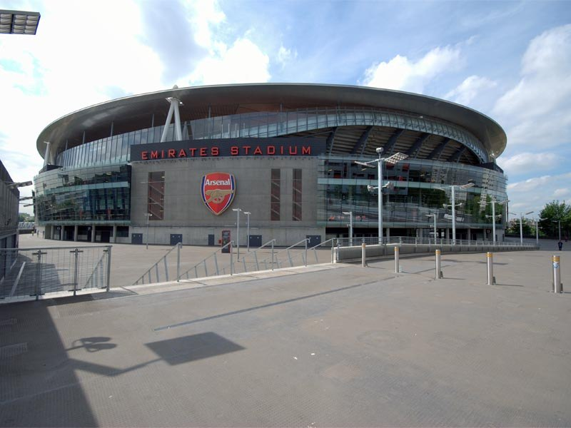 Стадион Эмирейтс (Emirates Stadium). Лондон, Англия.