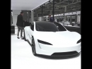 The Tesla Roadster is being shown for the first time in Europe! luxe_cars luxecars luxurycars supercars