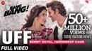 UFF Full Video | BANG BANG! | Hrithik Roshan Katrina Kaif | HD