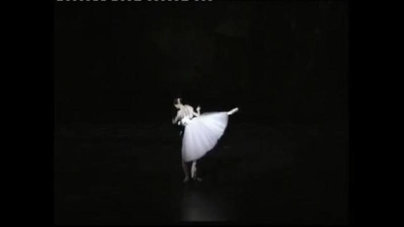 Svetlana Zakharova, Laurent Hilaire - Giselle
