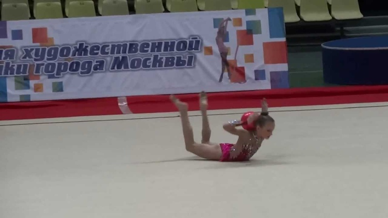 Елена Зуй 2001 г.р. (мяч)