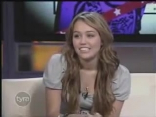 Miley Cyrus Interview At Tyra Banks Show 4⁄10⁄09 Part 1⁄6 HQ