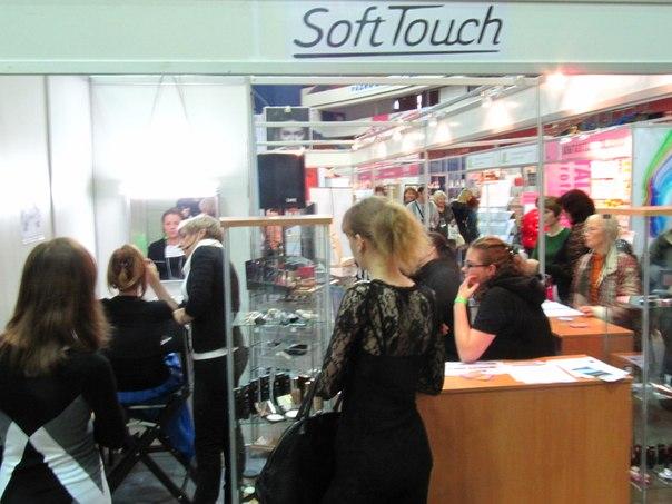 """Soft Touch на выставке """"Невские Берега"""""""