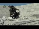 Танк Т-72 горит.(Сирия) Попадание из РПГ-29 Вампир