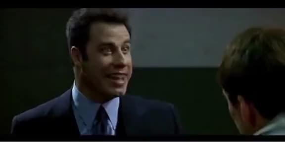 John Travolta Taunt