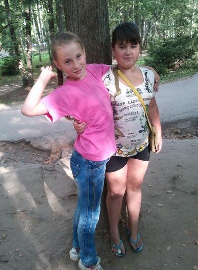 Оксана Ламова, 27 августа 1999, Ярославль, id217701015