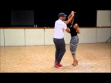 Lee Rios & Griselle Agosto Bachata Workshop at TBF 2014