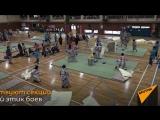 В Японии бои на подушках превратили в вид спорта