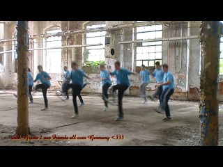 De Nischelhupper | We are Indestructible (Jumpstyle in Chemnitz 2k13)