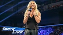 Charlotte Flair to dedicate WrestleMania win to Becky Lynch: SmackDown LIVE, Feb. 12, 2019