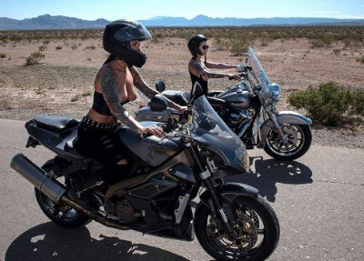 Bloodthirsty Biker Babes: Part 3