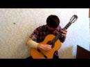 Jeremy Soule - Morrowind Theme...Guitar Cover