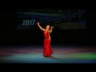 Зульфия Исмагилова .Гала-концерт Открытого чемпионата Лиги профессионалов г. Уфа,2017.
