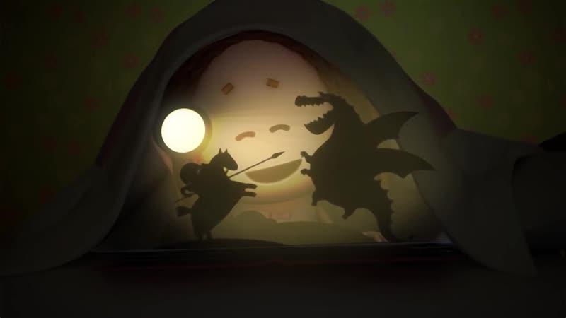Аркадий Паровозов спешит на помощь - Читаем книги в темноте!