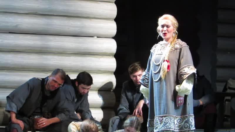 Царская невеста 08 11 18г Дуняша Юлия Соколова