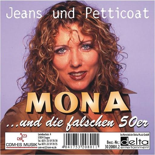 Mona альбом Jeans und Petticoat