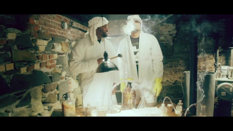 Method Man - The Meth Lab (feat. Hanz On Streetlife) [Official Music Video]
