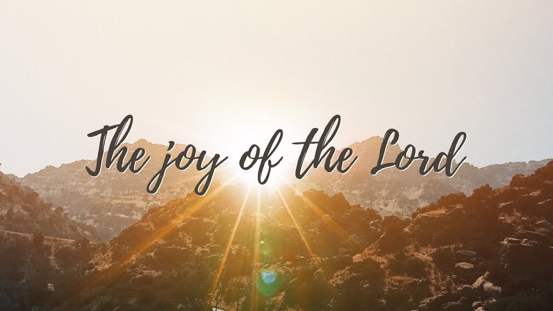 The Joy of the Lord – Pastor Gary Wilkerson
