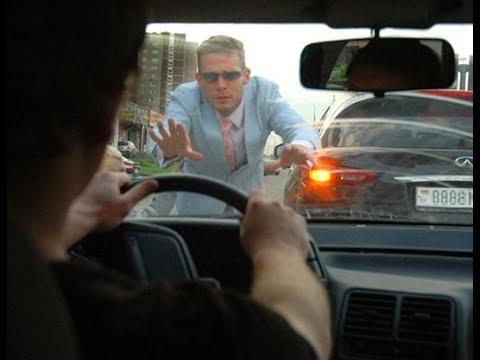 Быдло на дороге. Злые быки, автоподставы на дороге.Неадекватное быдло водители Car Crash Compilation