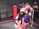 Chrissie vs Rada female boxing match