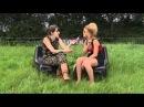 3VOOR12 Interview: Eefje de Visser met Selah Sue op Lowlands 2011