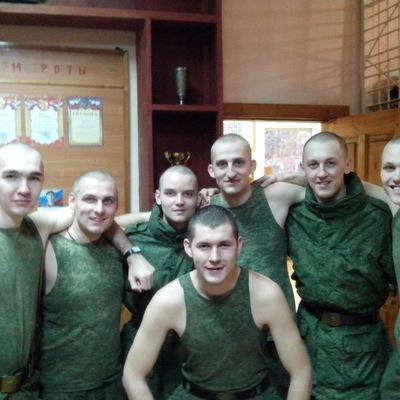 Андрей Бельский, 12 декабря 1991, Красноярск, id116166810