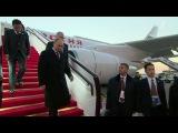 Владимир Путин, прибывший на саммит в Китай, сегодня проведет ряд важных переговоров - Первый канал