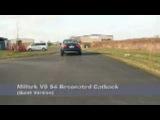 Milltek Sport Audi S4 V8 B6 & B7 Catback Exhaust Comparison