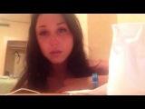 Фитнес модель Оксана Марковецкая (Артёмова) о поражениях (пьяная, плачет и растирает сопли)