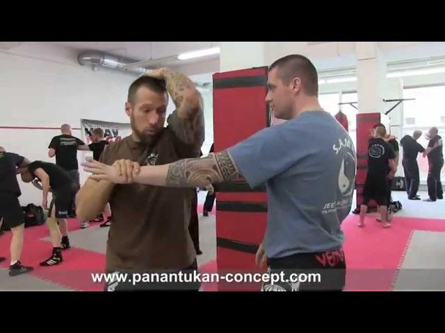 SAMI Combat Systems Panantukan Concept Instructorcourse Elbow Program