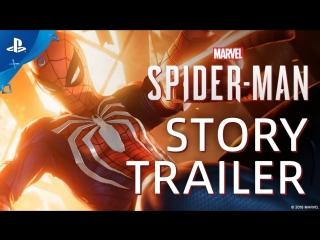 Marvel's Spider-Man – SDCC 2018 Story Trailer | PS4
