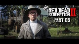 RED DEAD REDEMPTION 2 Walkthrough Gameplay Part 5 - MONEY LENDING AND OTHER SINS - I (PS4)