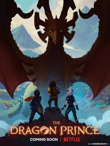 Принц-дракон (мультсериал 2018 – ...) The Dragon Prince  смотреть онлайн