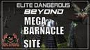 Elite Dangerous Mega Barnacle Site Discovered