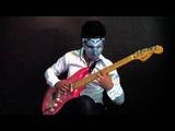 Paganini - Caprice no.16 on electric guitar