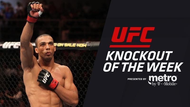 KO of the Week: Edson Barboza vs Terry Etim
