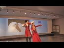 Государственный заслуженный академический ансамбль танца Дагестана Лезгинка - Парный танецDanceLezginka