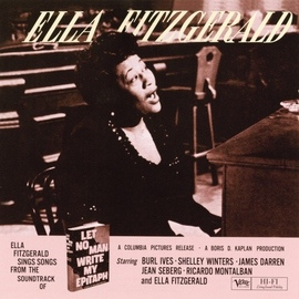 Ella Fitzgerald альбом Let No Man Write My Epitaph