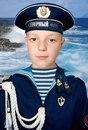 Детские Костюм Моряк