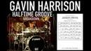 Gavin Harrison Halftime Groove Breakdown Transcription - BUKEY BREAKDOWNS Ep1
