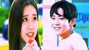 Korean Mix Chinese mix cute Love story Kabhi Jo Badal Barse Arijit Singh