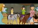 Meine Freundin Conni Staffel 1, Folge 17 Conni lernt reiten weiter so