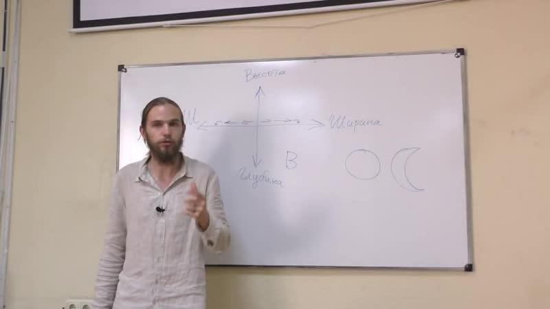 """Андрей Ивашко """"Буквица - работа над ошибками"""" Часть 6. Догматизация"""
