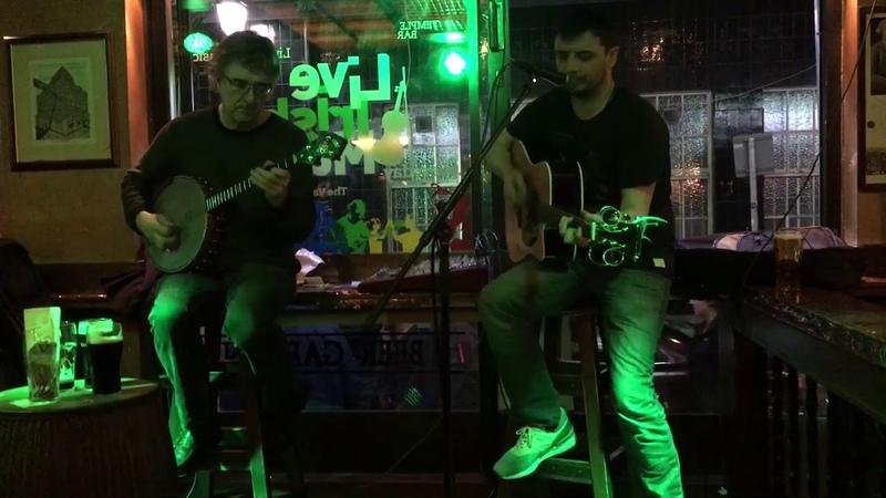 Joe Molloy and James Riley - Live at The Vat House Bar