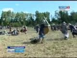 Средневековое сражение у д. Иневеж